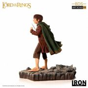 Iron Studios Frodo Lord Of The Rings Art Scale 1/10