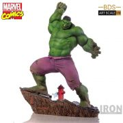 IRON STUDIOS HULK BDS ART SCALE 1/10 MARVEL COMICS SERIES 5