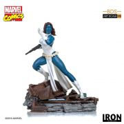 IRON STUDIOS MYSTIQUE ART SCALE 1/10 MARVEL MISTICA
