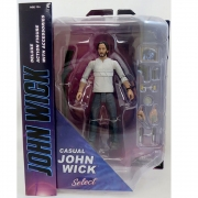JOHN WICK SELECT BLACK SUIT FIGURE