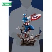 Kotobukiya Captain America Avengers Marvel Universe Fine Art