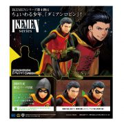 KOTOBUKIYA Damian Robin Ikemen Series Edition Bonus DC