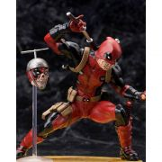 KOTOBUKIYA DEADPOOL CHIMICHANGA ARTFX SDCC MARVEL NOW