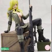 Kotobukiya Metal Gear Solid Sniper Wolf Bishoujo