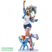Kotobukiya My Little Pony Rainbow Dash Bishoujo Statue