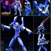 Kotobukiya Neon Genesis EVANGELION EVA-00 Proto Type TV
