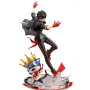 Kotobukiya Persona 5 Dancing Star Night Hero & Morgana ARTFX