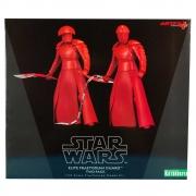 Kotobukiya Star Wars Elite Praetorian Guard Two Pack Artfx