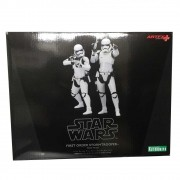 Kotobukiya Star Wars First Order Stormtrooper 2 Pack ARTFX