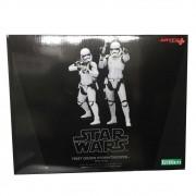 Kotobukiya Star Wars First Order Stormtrooper 2 Pack ARTFX