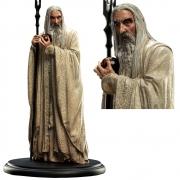 Lord Of The Rings Saruman The White  WETA Workshop Polystone