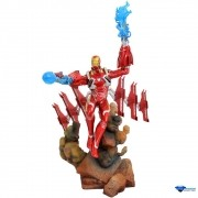 Marvel Gallery Avengers 3 Iron Man Mk50 PVC DIAMOND