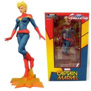 MARVEL GALLERY CAPTAIN MARVEL Diamond Select