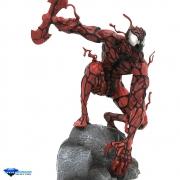 Marvel Gallery Gid Carnage Statue Diamond Select