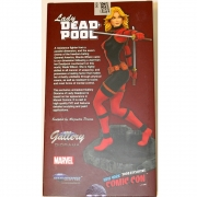 Marvel Gallery Lady Deadpool Unmasked NYCC 2020
