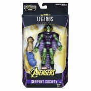 MARVEL LEGENDS SERPENT SOCIETY INFINITY WAR - BAF THANOS