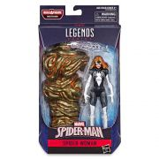 MARVEL LEGENDS SPIDER-WOMAN BAF MOLTEN MAN