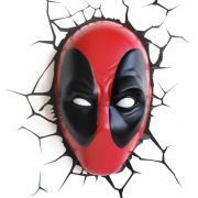 MARVEL - Luminaria Mascara Deadpool