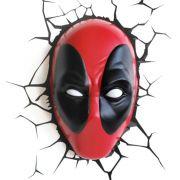 MARVEL - Luminaria Mascara Deadpool
