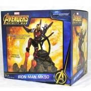 Marvel Premiere Avengers 3 Iron Man MK50 Statue