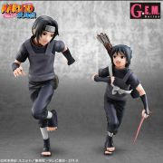 MEGAHOUSE G.E.M. SASUKE AND ITACHI