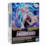 MewTwo Pokemon Model Kit Bandai