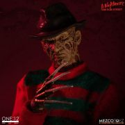 MEZCO One:12 A Nightmare on Elm Street Freddy Krueger
