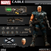MEZCO One:12 Collective Cable X-Men