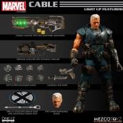 MEZCO One:12 Collective Cable X-Men