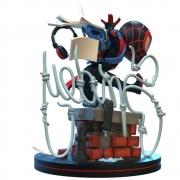 Miles Morales Q-Fig Elite Quantum Mechanix