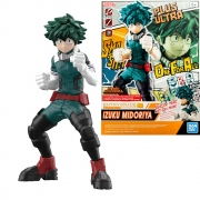 My Hero Academia Izuku Midoriya Model Kit Bandai estatua