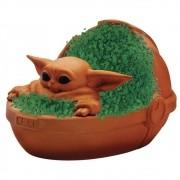 NECA Chia Pet Star Wars The Child Mandaloria Vaso de Planta