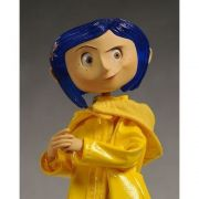 Neca Coraline Raincoat & Boots Action Figure