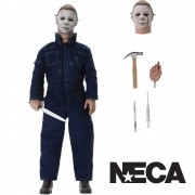 NECA Halloween 2 Michael Myers Retro Action Figure