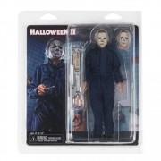 NECA Halloween 2 Michael Myers Retro Action Figure