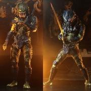 NECA Predator 2 Ultimate Lost Predator Action Figure