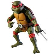 Neca TMNT Raphael Vs. Foot Soldier Cartoon 2 Pack Action