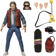 NECA Ulltimate Marty Mcfly Back to the Future