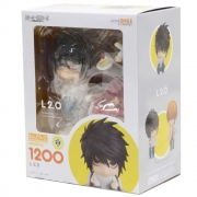Nendoroid 1200 L 2.0 Deasth Note  Goodsmile