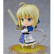 Nendoroid 600b Saber Altria Pendragon True Name Revealed Ver