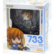 NENDOROID 733 LINK BREATH OF THE WILD