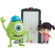NENDOROID 921-DX MIKE E BOO DX SET MONSTROS SA