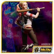 ONE:12 MEZCO HARLEY QUINN SUICIDE SQUAD