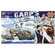 One Piece 08 Garps Marine Ship Grand Ship Bandai Model Kit