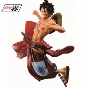 One Piece Luffytaro Full Force Bandai Ichiban Figure