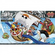 One Piece Navio Thousand Sunny Stampede 1/144 Model Kit