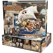 ONE PIECE THOUSAND SUNNY LAND OF WANO VERSION MODEL KIT