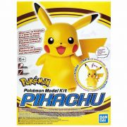 Pikachu Pokemon Model Kit Bandai