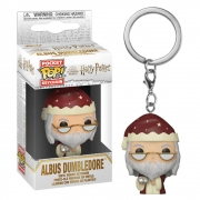 POCKET POP KEYCHAIN ALBUS HOLIDAY HARRY POTTER CHAVEIRO