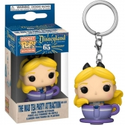 POCKET POP KEYCHAIN ALICE IN TEACUP CHAVEIRO